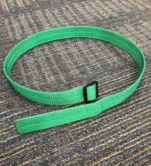 """1 1/2"""" Polyester & Repurposed Inner Tube Belt"""