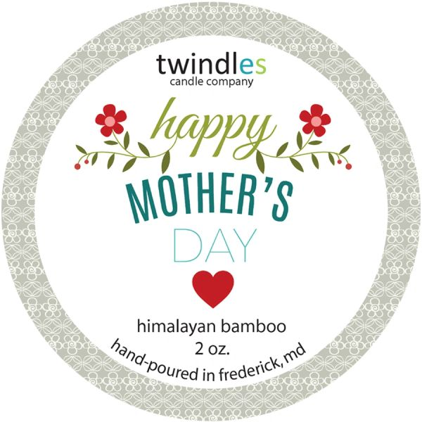 Mother's Day 2 oz. tin | twindles