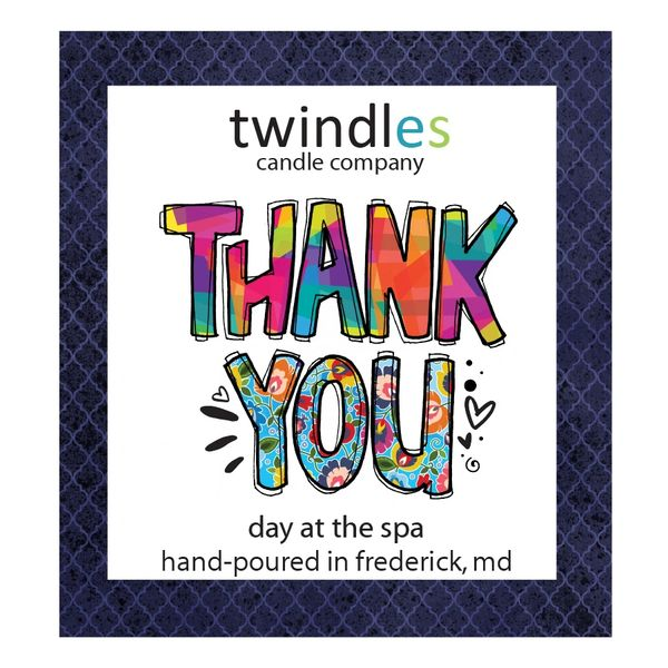Thank You 11 OZ. TUMBLER | TWINDLES
