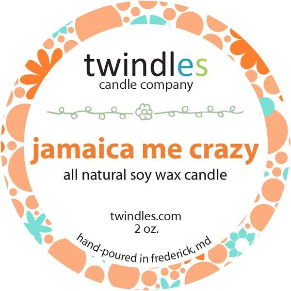 Bargain Bin | 2 OZ. TIN JAMAICA ME CRAZY | TWINDLES