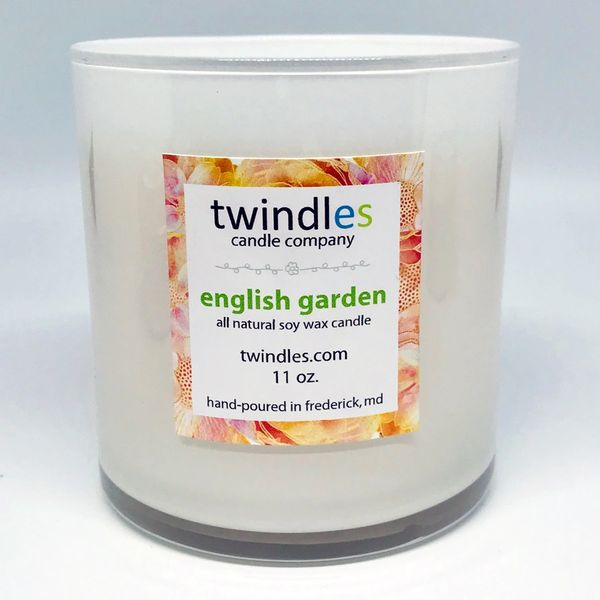 English Garden | 50+ HR BURN TIME