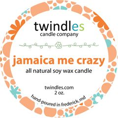2 oz. tin - jamaica me crazy - twindles