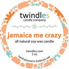 2 oz. tin - jamaica me crazy - twindles