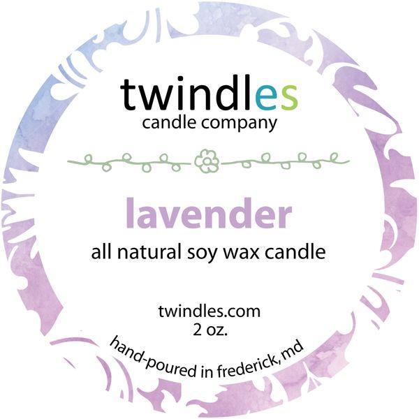 2 oz. tin | Lavender | twindles