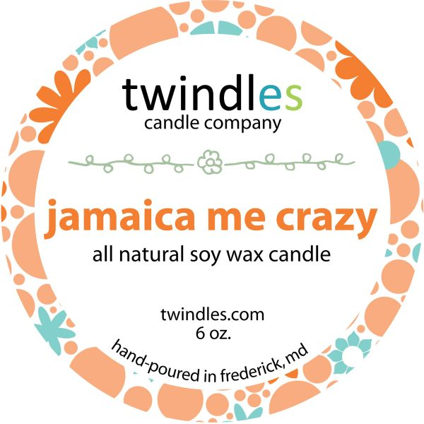 6 oz. tin - jamaica me crazy - twindles