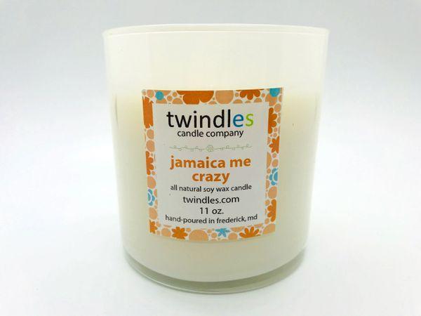 jamaica me crazy | 50+ hr burn time