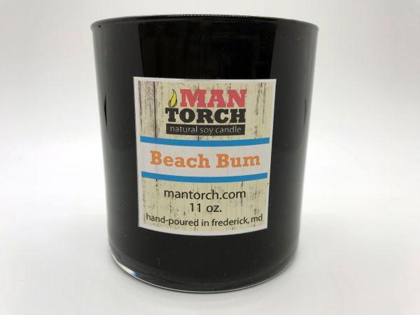Beach Bum soy candle | 50+ hr burn time