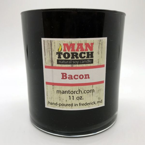 Bacon soy candle | 50+ hr burn time