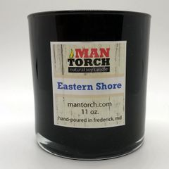Eastern Shore soy candle | 50+ hr burn time