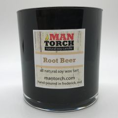 Root Beer soy candle | 50+ hr burn time