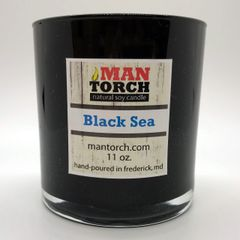 Black Sea soy candle | 50+ hr burn time