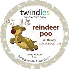reindeer poo 2 oz. tin