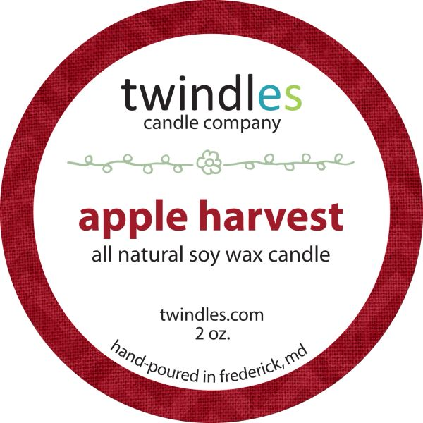 apple harvest 2 oz. tin