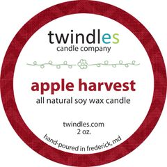 apple harvest 6 oz. tin