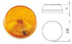 LED Marker Light, Amber 3 Diode, L14-0087A