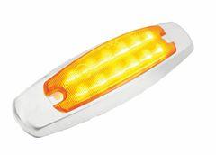 LED Marker Light, Amber 12 Diode, 1A-S-1905A
