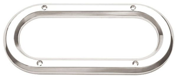 "6"" Chrome Plastic Bezel WP-B05B"