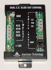 American Technology Dual C.S. Slide Out Control AT-CSR-013