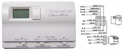 Coleman Thermostat, Digital, Heat / Cool / Heat Pump 6536A3351