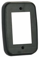 Black Slide-Out Switch Wall Spacer 13185