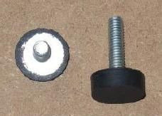 Kwikee Step Rubber Stop 1221500