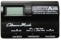Coleman Thermostat, Digital, Heat / Cool / Heat Pump 6537-3442
