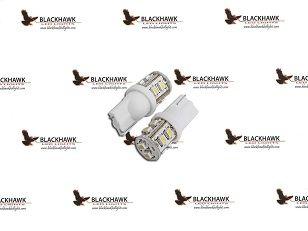 921 LED Bulb, 10 LED Bulb, 60 Lumens, White, T10-10-W
