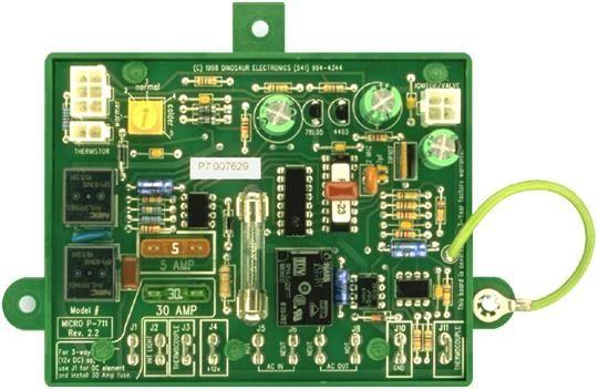 Dinosaur 2 or 3 Way Control Board P-711