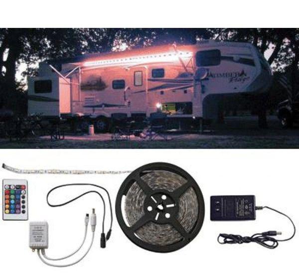 Seven Color LED Light Strip 52688