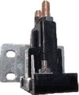 Continuous Duty 12V Solenoid / Relay, 100 AMP, 3 Stud, 120-943