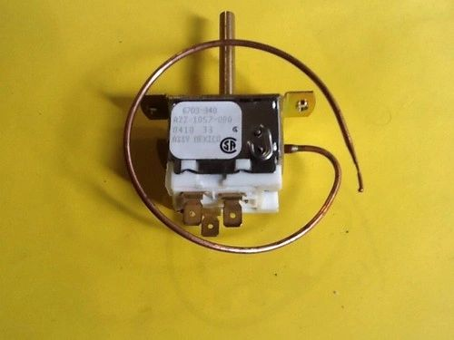 Coleman Thermostat, Analog, Heat / Cool, 6703-3401