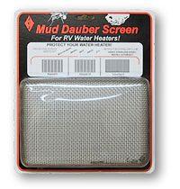 JCJ W-100 Mud Dauber Screen for Atwood Water Heaters