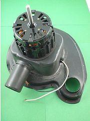 Suburban Furnace Blower Motor, 120 Volt, 520908