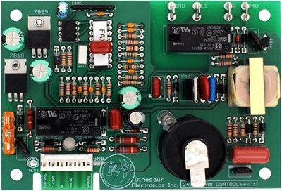 Dinosaur UIB 24 VAC Park Model Fan Control Board, UIB24VACWFAN