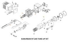 Suburban Furnace Model NT-24S Tune-Up Kit