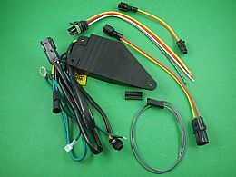 Kwikee Step Electronic Control Module, Series 42, 909507003