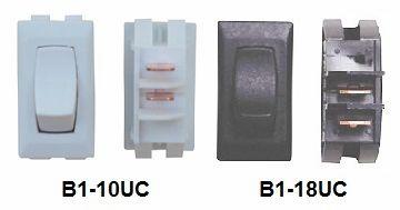 12 VDC Interior Switch, On / Off