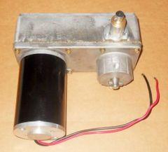 Barker Slide Out Power Head Drive Assembly, 34:1 Version, 19365