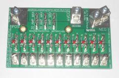 Magnetek / Parallax 11 Position Fuse Panel 036-7100-002