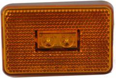 LED Marker Light, Amber 2 Diode, L14-0071A