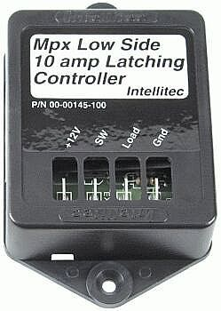 Intellitec Water Pump Controller, 10 Amp, Latching, 00-00145-100