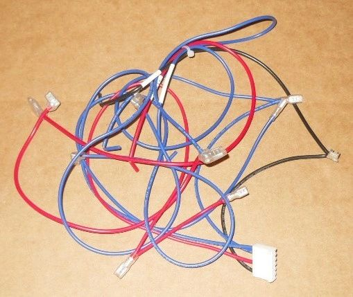 Atwood / HydroFlame Furnace Wiring Harness Kit 30235