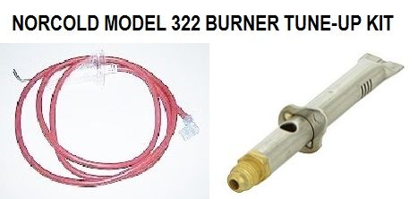 Norcold Refrigerator Model 322 Burner Tune-Up Kit