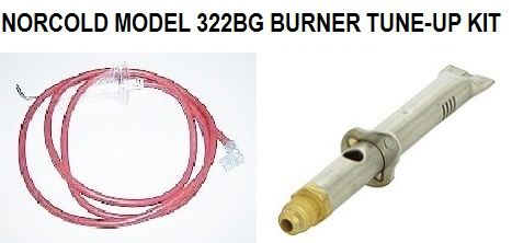Norcold Refrigerator Model 322BG Burner Tune-Up Kit