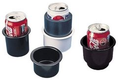 RV Flush Mount Drop-In Drink Holders