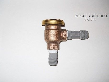 Bronze Vacuum Breaker with Check Valve