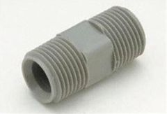 "Plastic Male 1/2"" X 1/2"" Coupler"