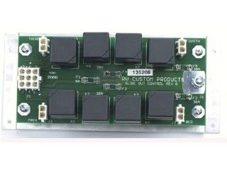 RV Custom Products 4 Slide Out Controller 135208