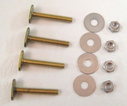 SeaLand Toilet Mounting Bolt Kit 385310064