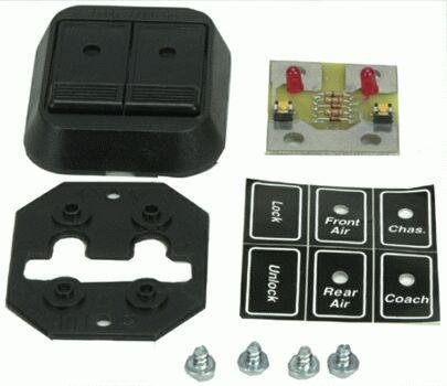 Intellitec MPX Dual Monoplex Switch 00-00183-201